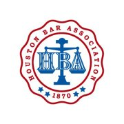 Houston Bar Association - HBA logo